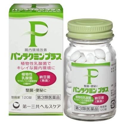 パンラクミンプラス 120錠[第3類医薬品]