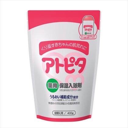 アトピタ保湿薬用入浴剤詰替え用 400g