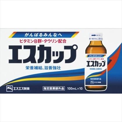 エスカップ 100ml×10本[指定医薬部外品]
