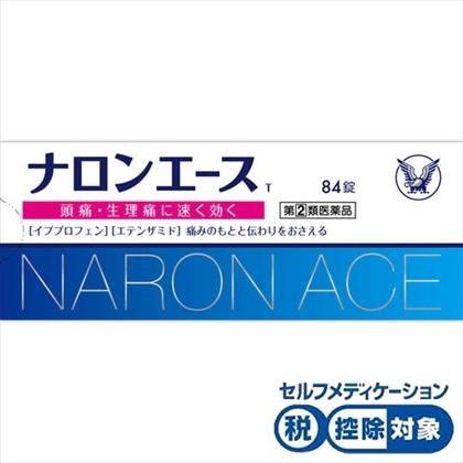★ナロンエースT 84錠 [指定第2類医薬品]
