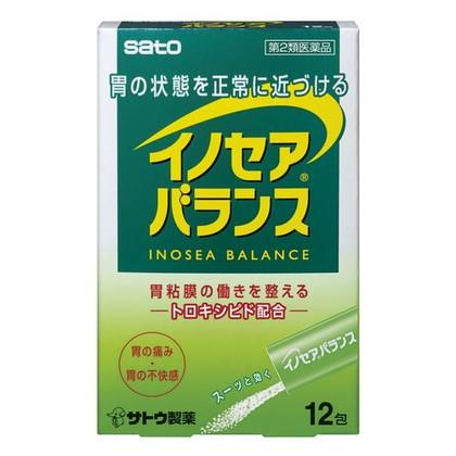 ★イノセアバランス 12包[第2類医薬品]