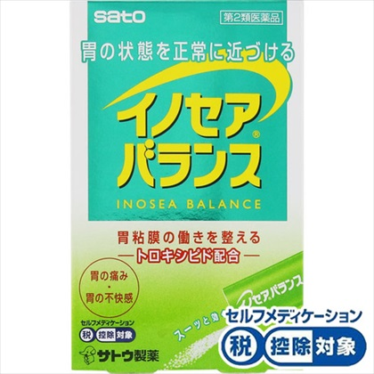 ★イノセアバランス 24包[第2類医薬品]