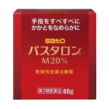 パスタロンM 20% 60g[第3類医薬品]
