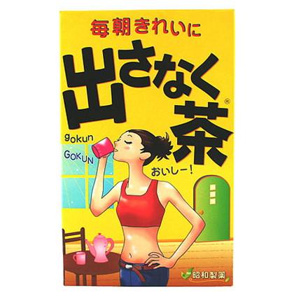 出さなく茶 144g(6g×24袋入り)