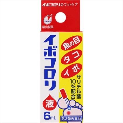 イボコロリ 6ml[第2類医薬品]