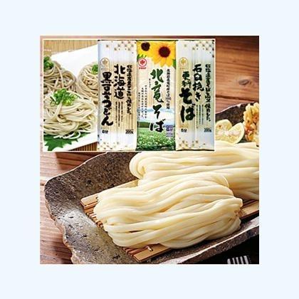 北海道乾麺セット