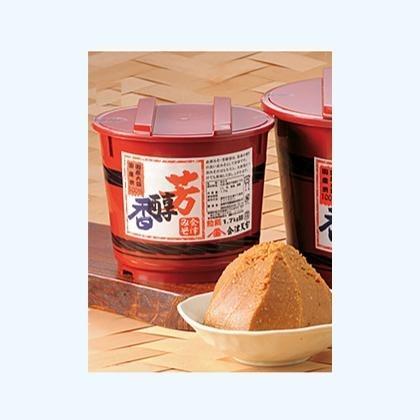 会津味噌芳醇香 1.7kg