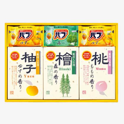 四季折々 薬用入浴剤セットC(1)
