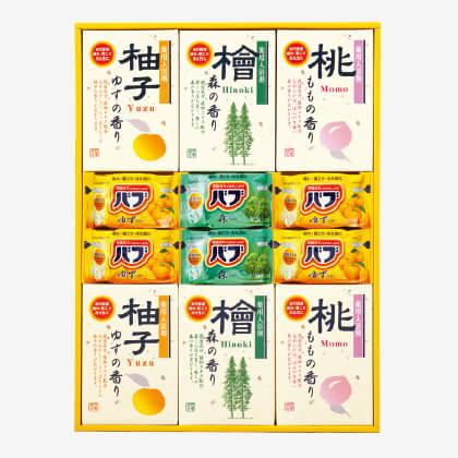 四季折々 薬用入浴剤セットC(4)