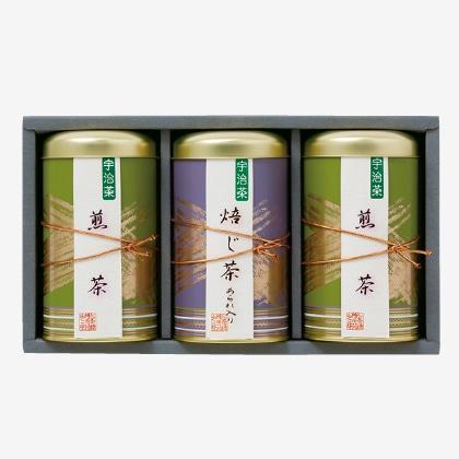 宇治銘茶詰合せ(2)
