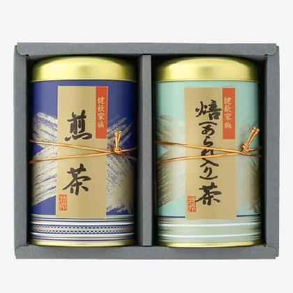 静岡銘茶詰合せ(1)