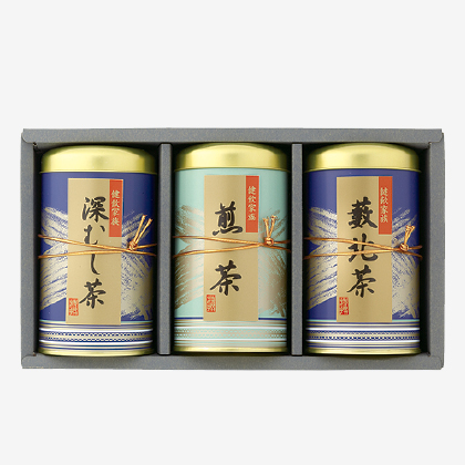 静岡銘茶詰合せ(4)