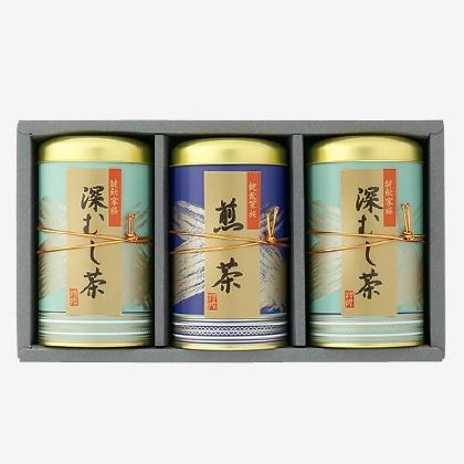 静岡銘茶詰合せ(5)