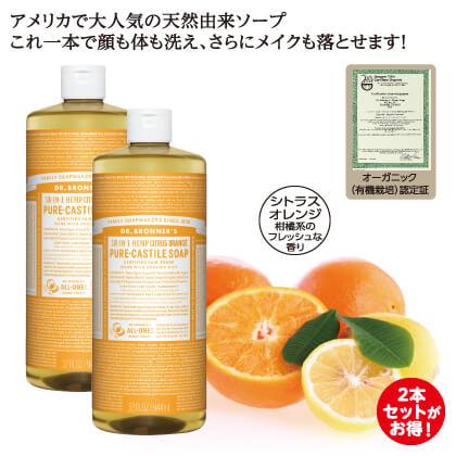 マジックソープ シトラスオレンジ2本