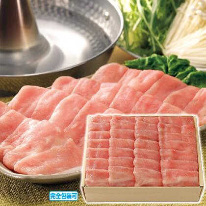 東京X豚 ロース肉しゃぶしゃぶ用