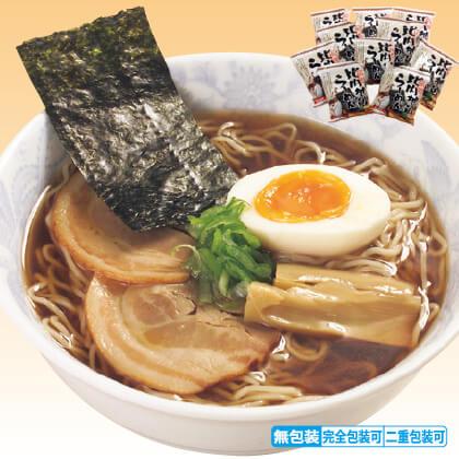 秋田比内地鶏らーめん10食