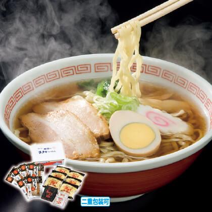 喜多方ラーメン6食ミックス具材付