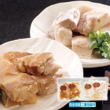 神戸ポーク 塩豚&豚角煮セット