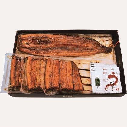 大井川鰻(長焼・串焼3枚)