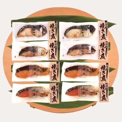 築地の焼魚