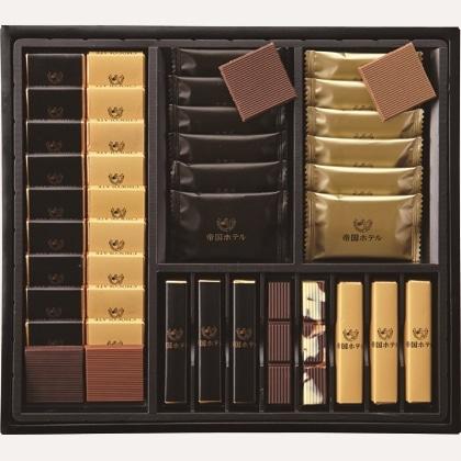 チョコレート「スティック&プレート」