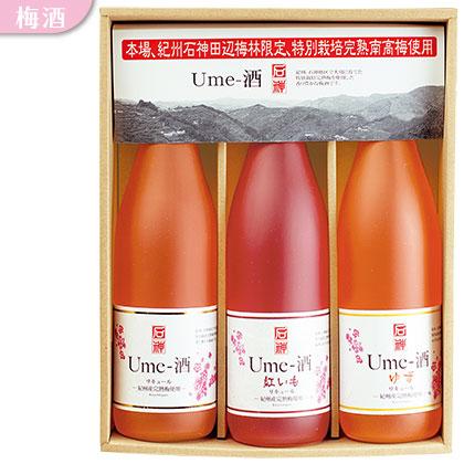 紀州石神Ume-酒セット