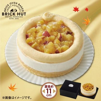 スイートポテトレアチーズケーキ