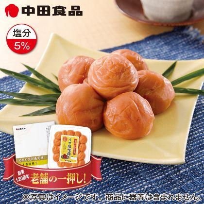 中田食品 うす塩味梅干