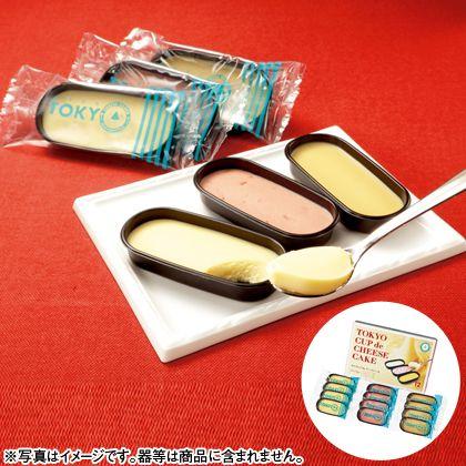 東京カップde チーズケーキ 12個入
