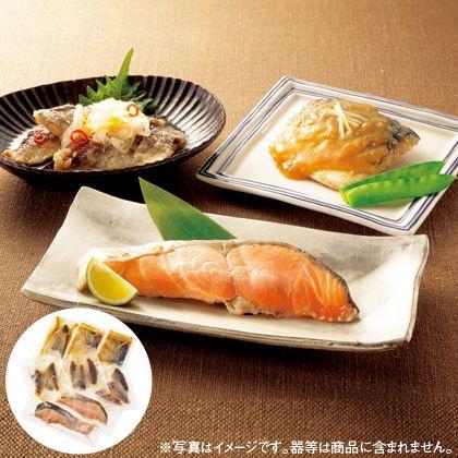 氷温熟成 お魚惣菜詰合せ