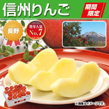 信州りんご 5kg 特秀