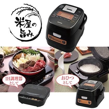 IHジャー炊飯器 3合(IH調理器機能付)