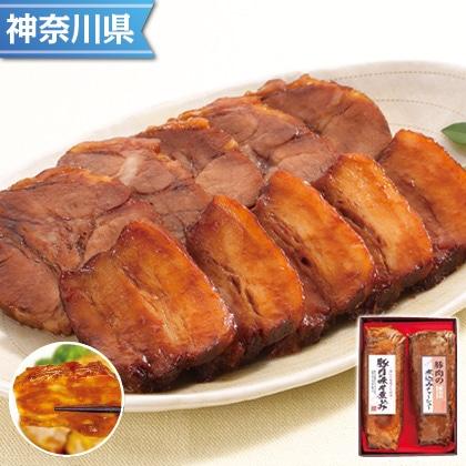 豚バラ味噌煮込みセット