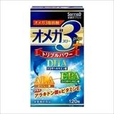 オメガ3プラス DHA EPA ALA 120粒