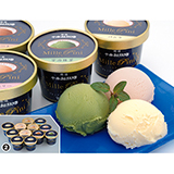 ミレピーニアイスクリームセット 8個