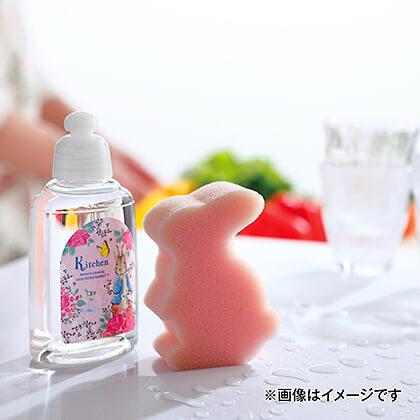 ヤシノミ洗剤 ピーターラビットキッチンギフト B