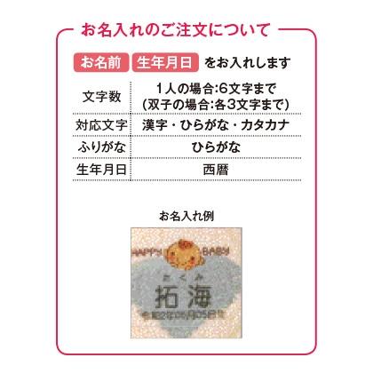 志ま秀 名入れ海老あわせB(お名入れ) 写真入りメッセージカード(有料)込