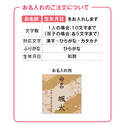 紅白餅&紅白麺(小)と今治謹製 紋織タオル2枚セット(お名入れ)