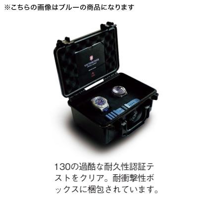 【ビクトリノックス スイス アーミー】イノックス プロフェッショナルダイバー タイタニウム ブラック