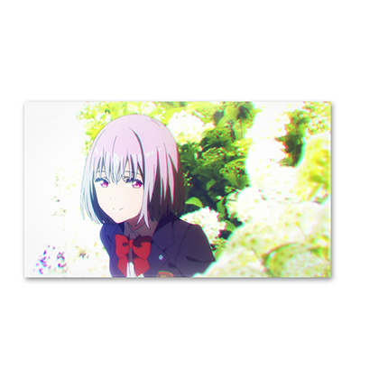 SSSS.GRIDMAN Still Photography Collection アカネ 花