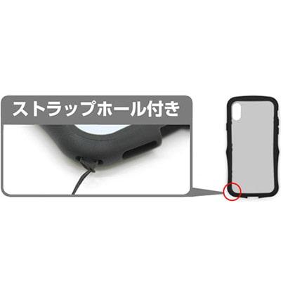 鬼滅の刃 竈門禰豆子 TPUバンパー iPhoneケース [X・Xs共用]