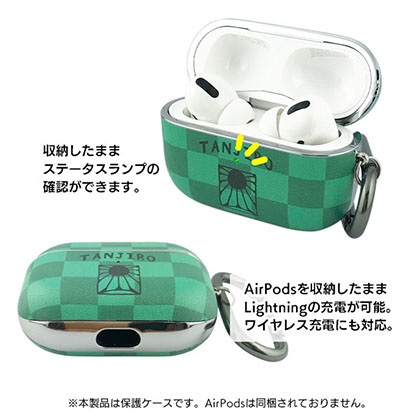鬼滅の刃 AirPods Pro ケース 06.冨岡義勇
