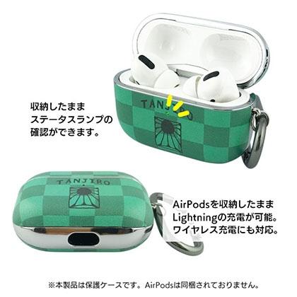 鬼滅の刃 AirPods Pro ケース 13.伊黒小芭内