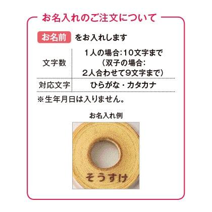 小松製菓名入れバウムクーヘンセット(お名入れ)【慶事用】
