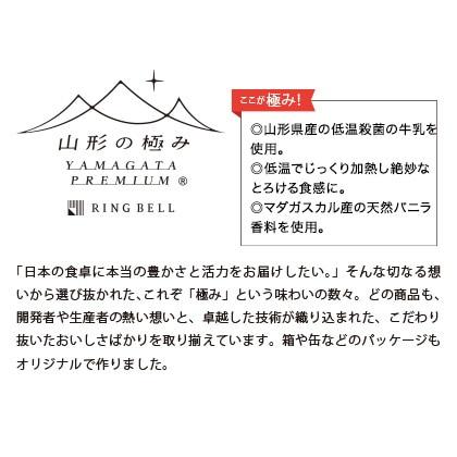 山形の極み 山形とろけるプリン【慶事用】