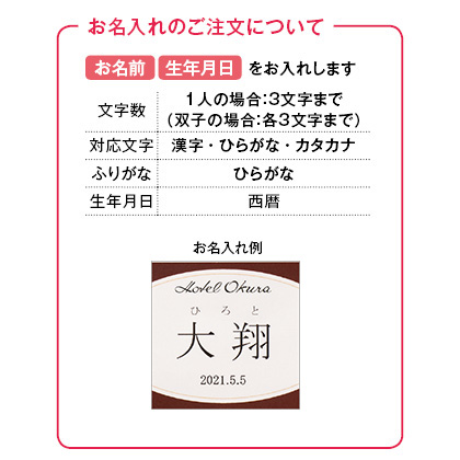 ホテルオークラ ビスキュイサンド(お名入れ)【慶事用】