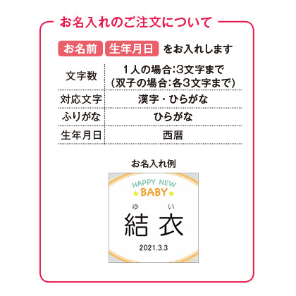 オーシャン&テール ハニー&ベルギーチョコバウムセット(お名入れ)【慶事用】