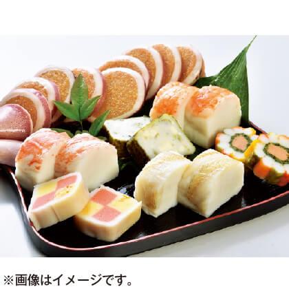 鮨懐石かまぼこと加賀の味B
