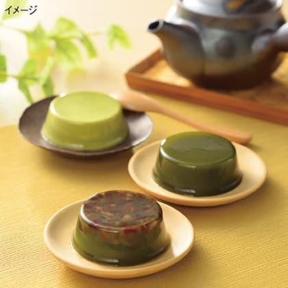 """福々茶房 """"緑茶甘味"""""""