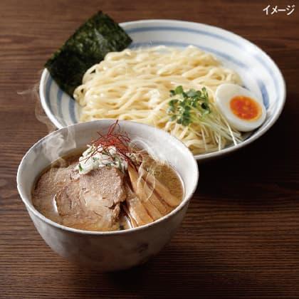 銀座・直久 つけ麺&しなそば 各4食